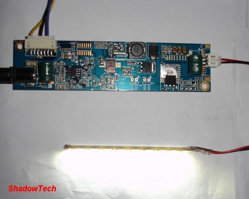 mosfet驱动实物电路板